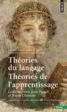 Jean Piaget et Noam Chomsky - Théories du langage - Théories de l'apprentissage - Centre Royaumont pour une science de l'homme.
