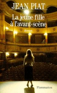 Jean Piat - La jeune fille à l'avant-scène.