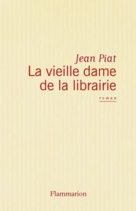 Jean Piat - La vieille dame de la librairie.