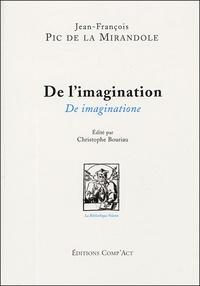 Jean Pic de la Mirandole - De l'imagination - De imaginatione.