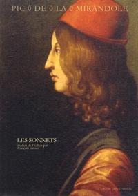 Jean Pic de la Mirandole - Les sonnets.