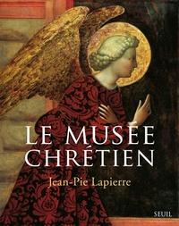 Jean-Pie Lapierre - Le musée chrétien - Dictionnaire illustré des images chrétiennes occidentales et orientales. Coffret en 3 volumes.