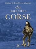 Jean-Pierre Albertini - Les légendes de Corse.