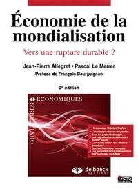 Goodtastepolice.fr Economie de la mondialisation - Vers une rupture durable ? Livre + version numérique NOTO Image