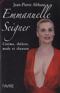Emmanuelle Seigner - Cinéma, théâtre, mode et chanson.pdf