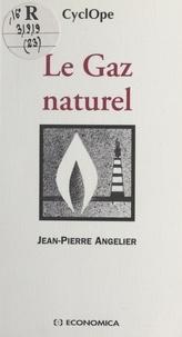 Jean-Pierre Angelier - Le gaz naturel.