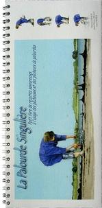 Jean-Pierre Arcile - La palourde singulière : petit livre de recettes savoureuses à l'usage des pêcheuses et pêcheurs de palourdes.