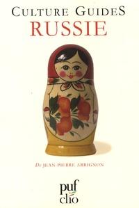 Jean-Pierre Arrignon - La Russie.