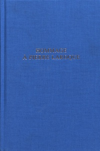 Jean-Pierre Azéma et Jean-Louis Crémieux-Brilhac - Hommage à Pierre Laroque - Journée d'études au Sénat le 7 mars 2001.