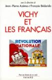Jean-Pierre Azéma et  Collectif - Le régime de Vichy et les Français.