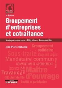 Accentsonline.fr Groupement d'entreprises et cotraitance - Montages contractuels, obligations, responsabilités Image