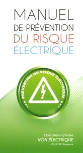 Deedr.fr Manuel de prévention du risque électrique - Opérations d'ordre non électrique Image