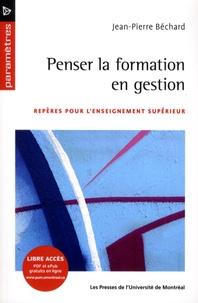 Checkpointfrance.fr Penser la formation en gestion - Repères pour l'enseignement supérieur Image
