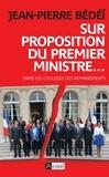 Jean-Pierre Bédeï - Sur proposition du Premier ministre.