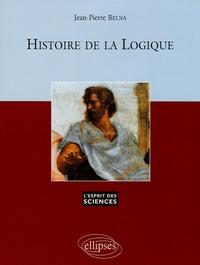 Histoire de la logique - Jean-Pierre Belna pdf epub