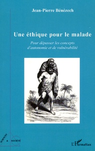 Goodtastepolice.fr Une éthique pour le malade - Pour dépasser les concepts d'autonomie et de vulnérabilité Image
