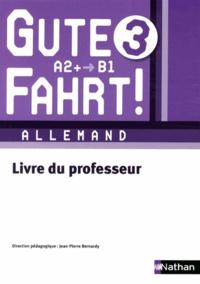 Histoiresdenlire.be Allemand A2+/B1 Gute Fahrt! 3 - Livre du professeur Image