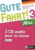 Jean-Pierre Bernardy - Allemand A2 + > B1. 2 CD audio MP3