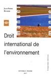 Jean-Pierre Beurier - Droit international de l'environnement.