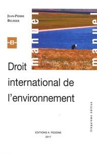 Histoiresdenlire.be Droit international de l'environnement Image