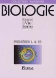 Jean-Pierre Boden et  Collectif - Biologie, premières L et ES.