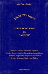 Ski de montagne en Dauphiné - Chartreuse, Vercors, Belledonne..., 454 itinéraires, guide pratique.pdf