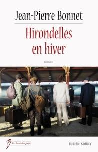 Jean-Pierre Bonnet - Hirondelles en hiver.
