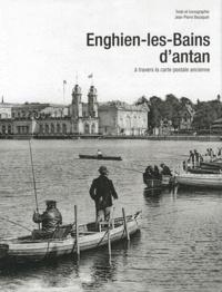 Openwetlab.it Enghien-les-Bains d'antan - A travers la carte postale ancienne Image
