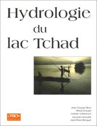Jean-Pierre Bricquet et Jacques Lemoalle - Hydrologie du lac Tchad.