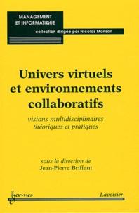 Histoiresdenlire.be Univers virtuels et environnements collaboratifs - Visions multidisciplinaires théoriques et pratiques Image