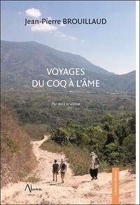 Jean-Pierre Brouillaud - Voyages du coq à l'âme - Par-delà le visible.