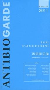 Jean-Pierre Bru - Antibiogarde - Guide d'antibiothérapie.