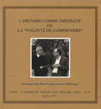 Joomla books pdf téléchargement gratuit L'histoire comme impératif ou la