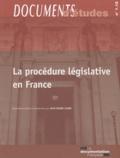 Jean-Pierre Camby - La procédure législative en France.
