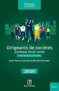Jean-Pierre Casimir et Michel Germain - Dirigeants de sociétés - Juridique, fiscal, social.