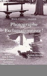 Jean-Pierre Cerisier et  Collectif - .