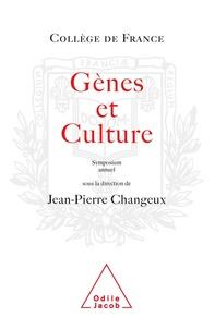 Jean-Pierre Changeux - Gênes et Culture.