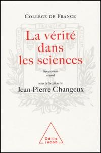 Galabria.be La vérité dans les sciences. Symposium annuel du Collège de France Image