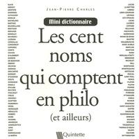 Deedr.fr Cent noms qui comptent en philo (et ailleurs) Image