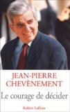Jean-Pierre Chevènement - .