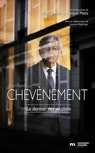 Renaud Meltz - Jean-Pierre Chevènement - Le premier des souverainistes - Le premier des souverainistes.