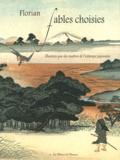 Jean-Pierre Claris de Florian - Fables choisies - Illustrées par des maîtres de l'estampe japonaise.