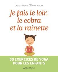 Alixetmika.fr Je fais le loir, le cobra et la rainette - 50 exercices de yoga pour les enfants Image
