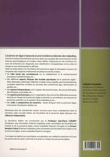 Psychiatrie de la personne âgée 2e édition