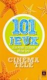 Jean-Pierre Colignon et Jean-Pierre Colignon - Cinéma-télé : 101 jeux.