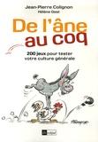 Jean-Pierre Colignon et Hélène Gest - De l'âne au coq.