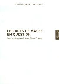 Jean-Pierre Cometti et Marjorie Caveribère - Les arts de masse en question - Journées philosophiques de Vouillé.