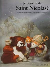 Jean-Pierre Corderoc'h et Gerda-Marie Scheidl - Je peux t'aider saint Nicolas ?.