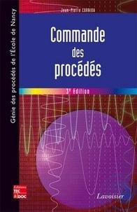 Jean-Pierre Corriou - Commande des procédés.