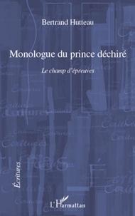 Jean-Pierre Cotten - Monologue du prince déchiré.